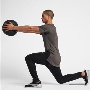 NIKE Utility short sleeve training top Dry Men L